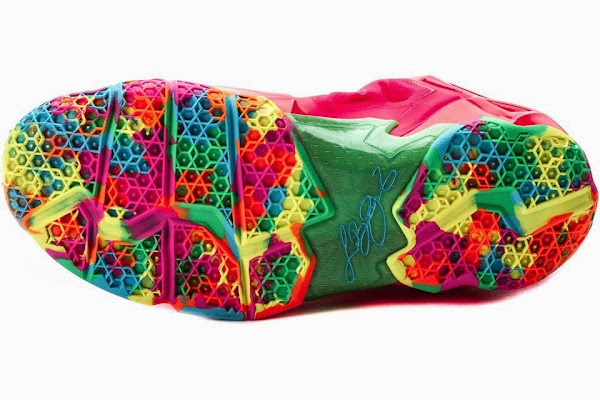 Coming Soon Nike LeBron XI GS 8220Fruity Pebbles8221