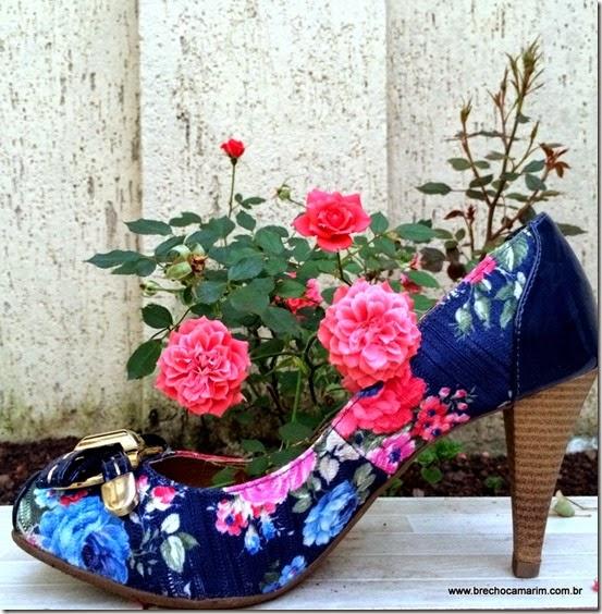 sapato floral breShopping