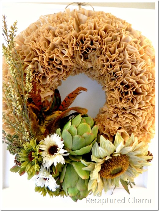 Autumn Fall Wreath 9