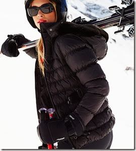 Sweaty Betty Ski and Down Jacket