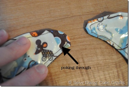 Snap-poking-through