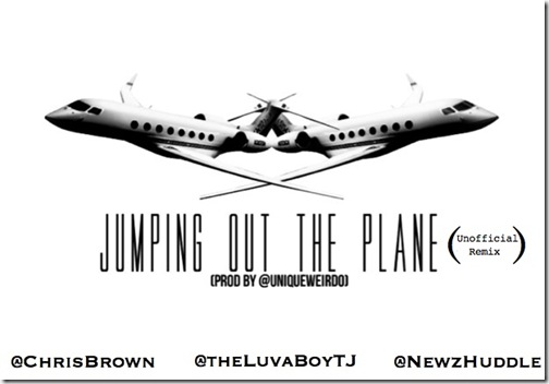 Jumping Out The Plane Artwork