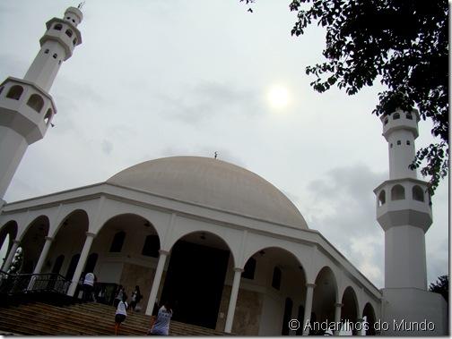 Mesquita em Foz do Iguaçu - Fachada - #BlogTurFoz