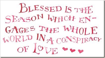 Blessed-season