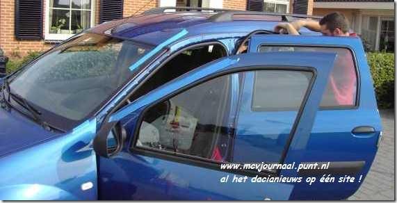 39a Dacia vervangen voorruit