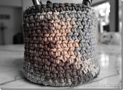 Crochet Basket 2