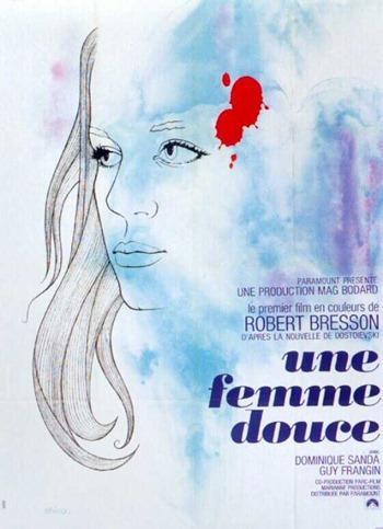 Une Femme Douce Poster