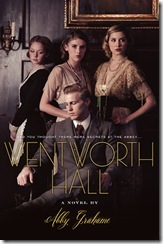 book cover of Wentworth Hall by Abby Grahame