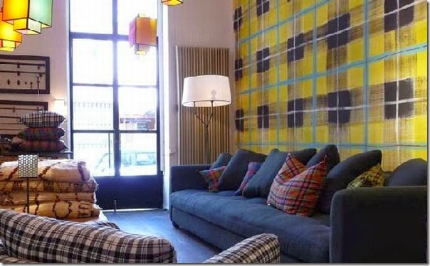 tendenza tartan - home decor - arredamento (6)