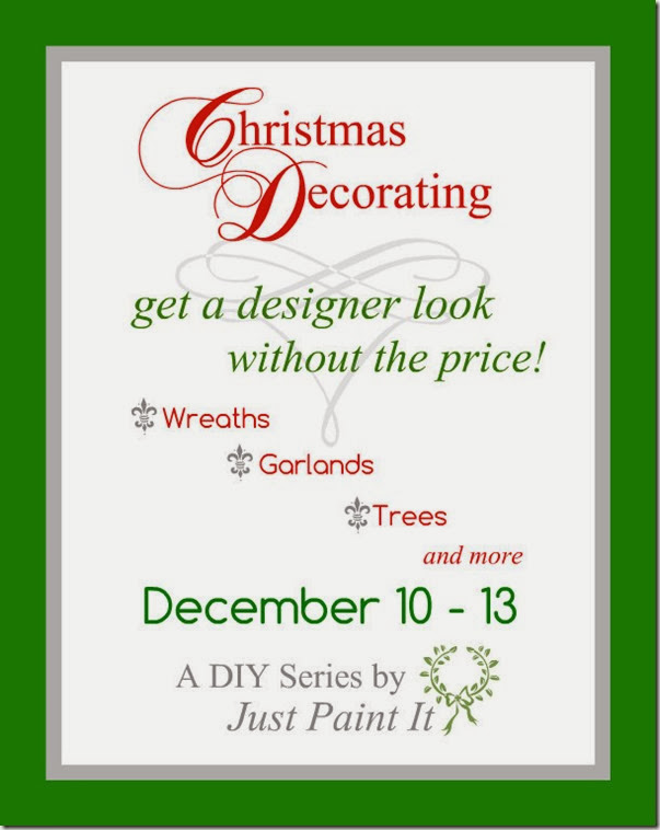 DIY Decorating Series