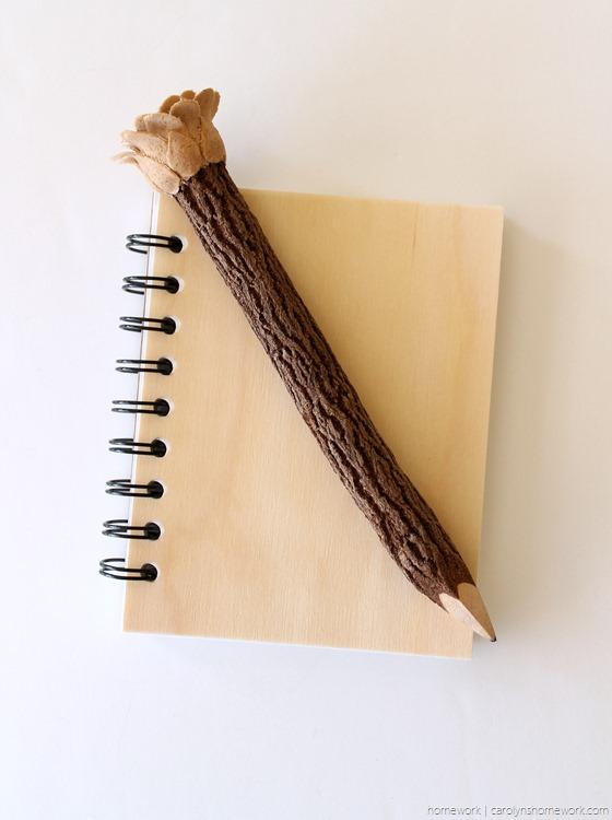 The Cinch DIY Notebooks via homework - carolynshomework (8)