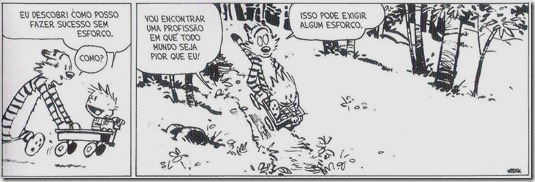Calvin sucesso 26 dez