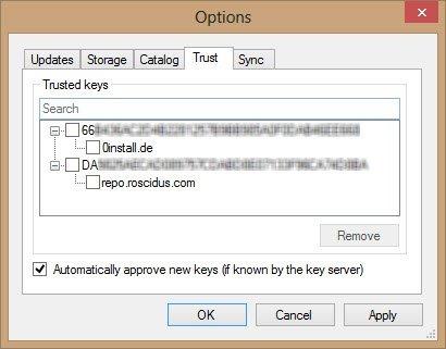 zero-install-options-trust