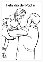 feliz dia del padre colorear pintaryjugar (7)
