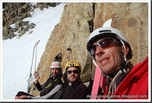 Circo Sur del Midi d'Ossau con esquis (Portalet, Pirineo Frances) (Fon) 175