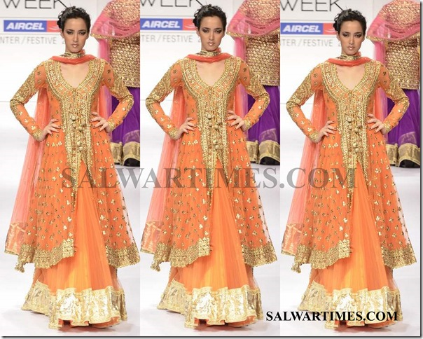 Preeti s_Kapoor_Lakme_Fashion_Week_2011