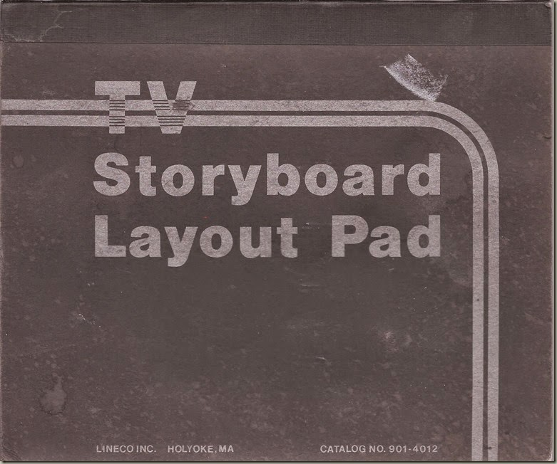 Storybook Layout Pad Cover