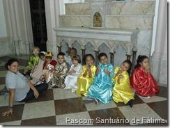 Crianças do Dispensário Irmã Paula