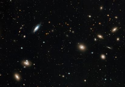 aglomerado de galáxias Coma