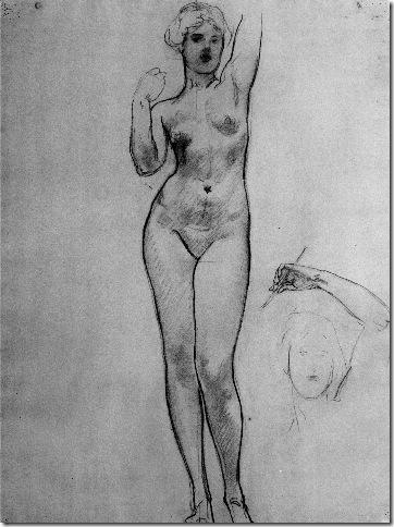 John-Singer-Sargent-Studies-of-Aphrodite