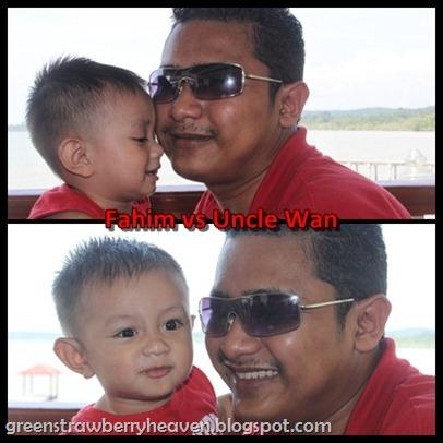 fahim uncle wan