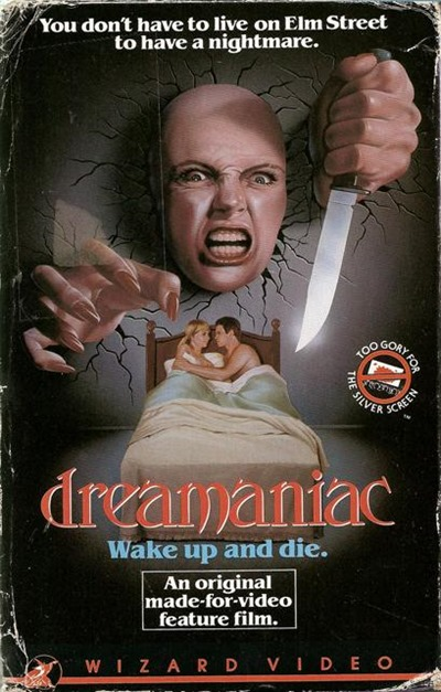 dreamaniac 1986 movie review