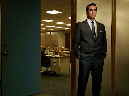 Don Draper (Jon Hamm)©AMC