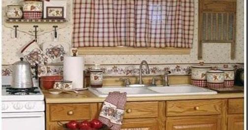 Cortinas para la cocina decoracion de interiores - Decoracion cortinas de cocina ...
