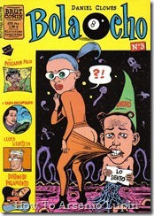 P00003 - Daniel Clowes - Bola Ocho #3