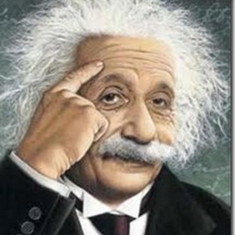 عشر نصائح هامة من أينشتاين للنجاح