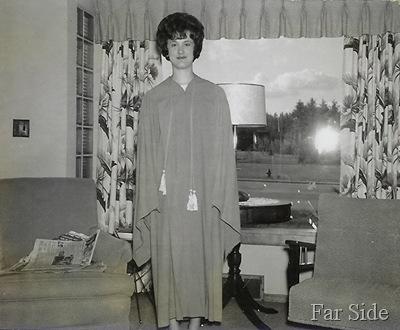 Jan 1963 Graduation