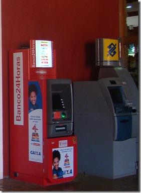 Caixas Eletrônicos Banco 24Horas