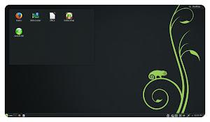openSUSE 13.1 KDE