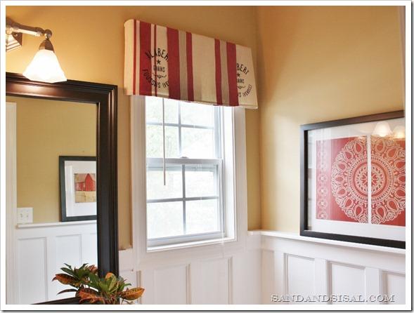 A Few Ways To Fake Window Treatments Sand And Sisal
