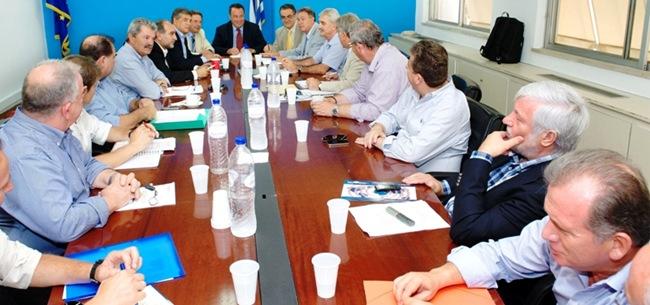 Σπύρος Σπύρου: Μεταφορά μαθητών και μείωση ΚΑΠ τα θέματα συζήτησης με τον Υπουργό Εσωτερικών
