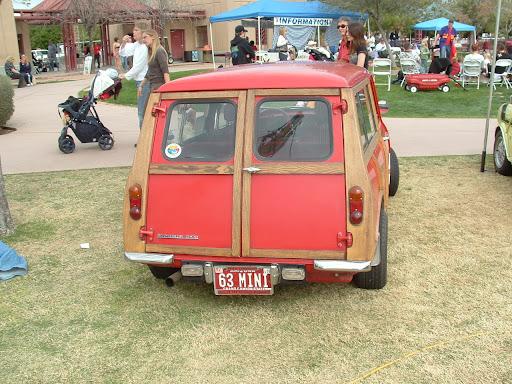 1966 Morris Mini Traveller