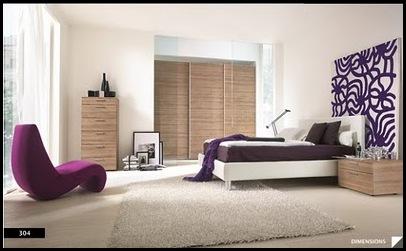 Decoracion de dormitorios blanco