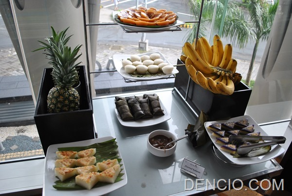 Acacia Hotel Manila Breakfast Buffet 19