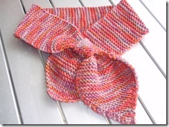 Bow Knot Scarf