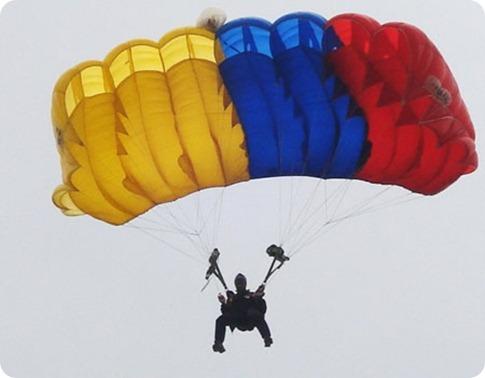 paracaidismo ecuador