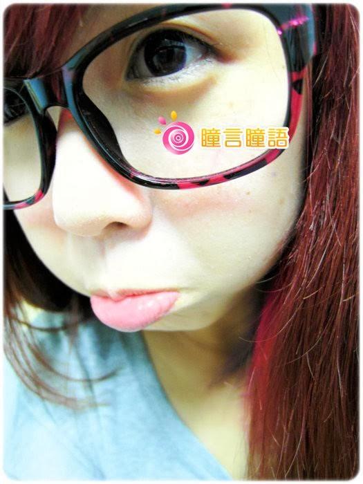 日本EOS隱形眼鏡-自然蘿莉灰17