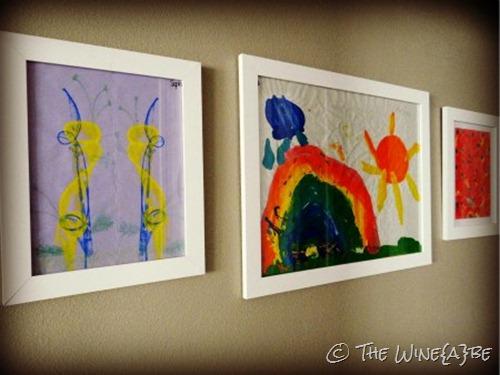 framing_kids_art