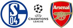 Schalke 04 vs Arsenal
