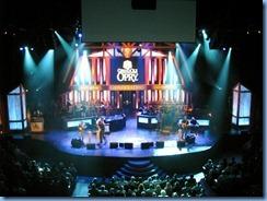 9097 Nashville, Tennessee - Grand Ole Opry radio show