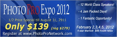 PhotoPro Expo no pics