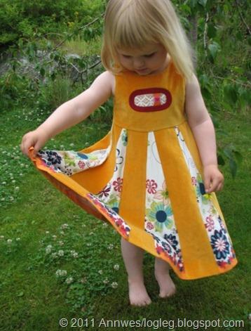 Kjolar sydd av Annwes