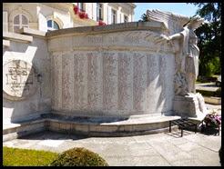 E war memorial