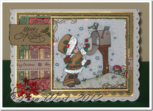 Letter to Santa Christmas Card (1)