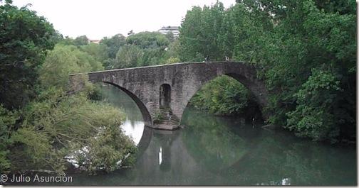 Puente de la Magdalena - Pamplona