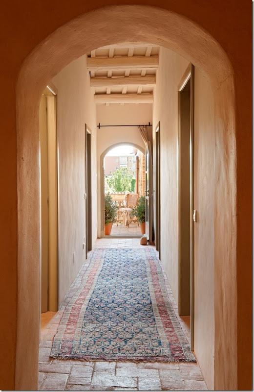 Casa di campagna in catalogna case e interni for Case rustiche interni pareti